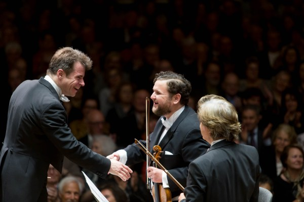 Jakub Hrůša, Bamberg Symphony @ Tonhalle Zurich, 2019-05-19 (© Andreas Herzau)