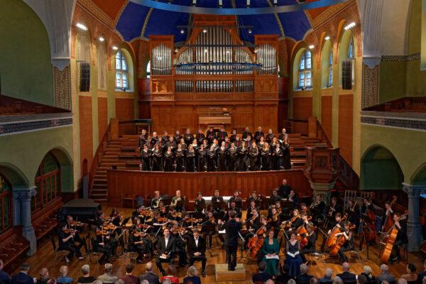 Florian Helgath, Zürcher Sing-Akademie, Orchester vom See, Soloists @ 2019-05-10 (© Rolf Kyburz)