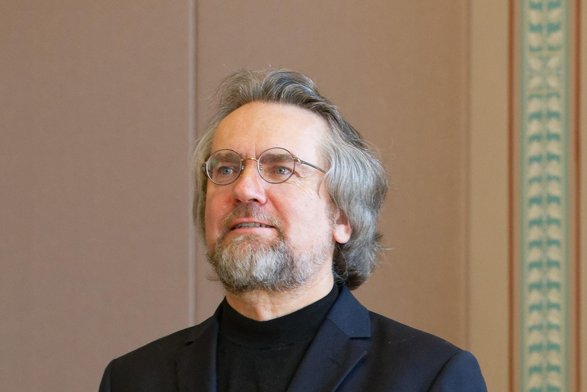 Konstantin Scherbakov, Aula, Alte Kantonsschule, Zurich, 2019-10-26 (© Rolf Kyburz)