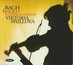 J.S. Bach, Sonatas & Partitas —Viktoria Mullova (CD cover)