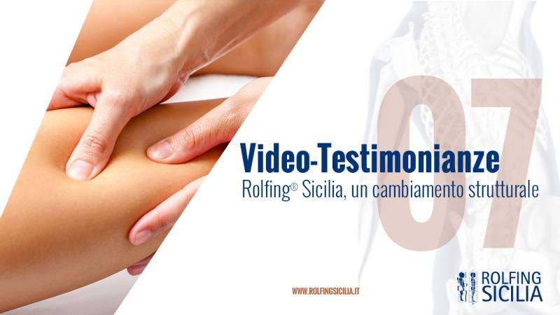 Rolfing Sicilia Video Testimonianze 7
