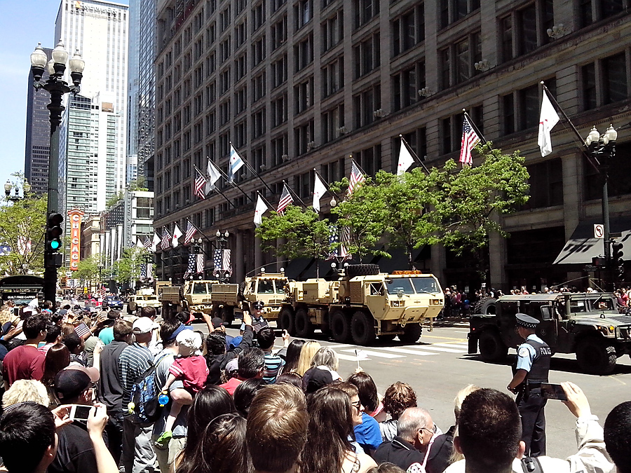 Memorial Day Parade Chicago
