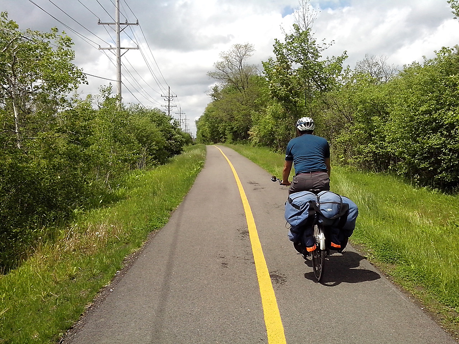 riding the good life