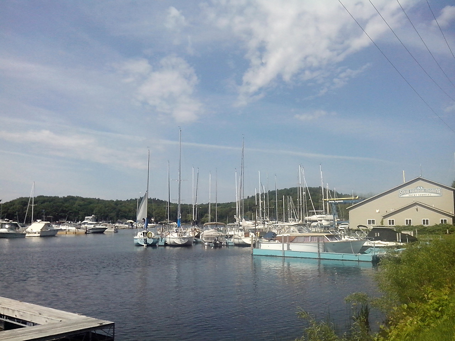 Snug Harbor, Pentwater