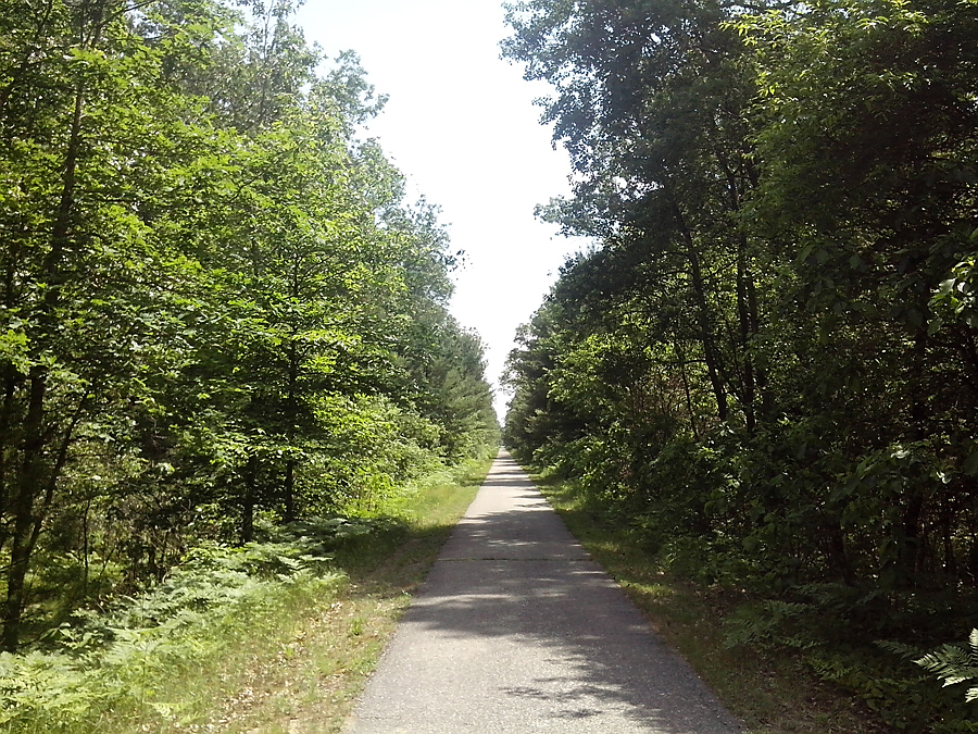Hart-Montague Trail 23 miles south