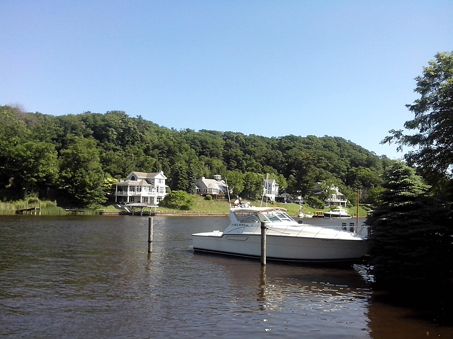 Water view, Saugatuck