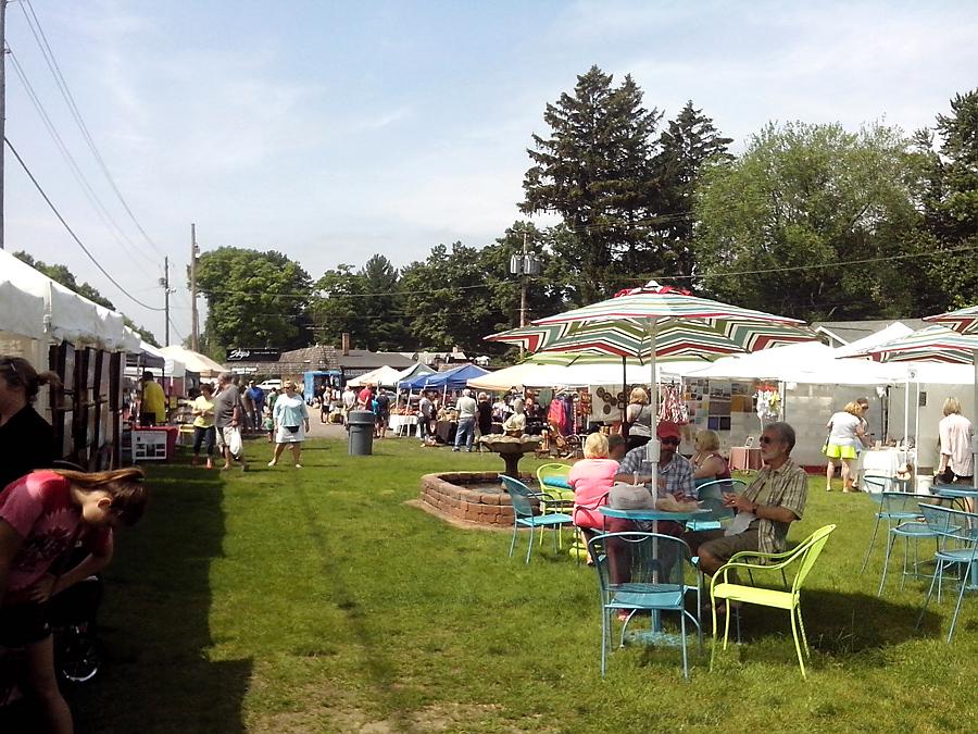 Farmers Market near New Buffalo