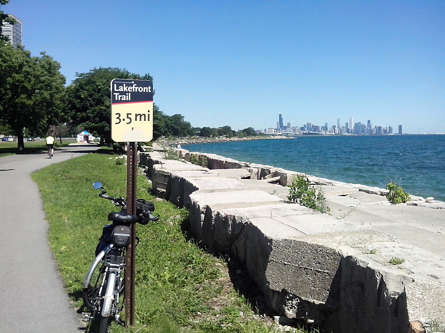 Lakefront Trail