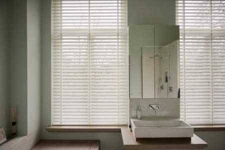Huis Interior Design » jaloezieen badkamer | Interior Design