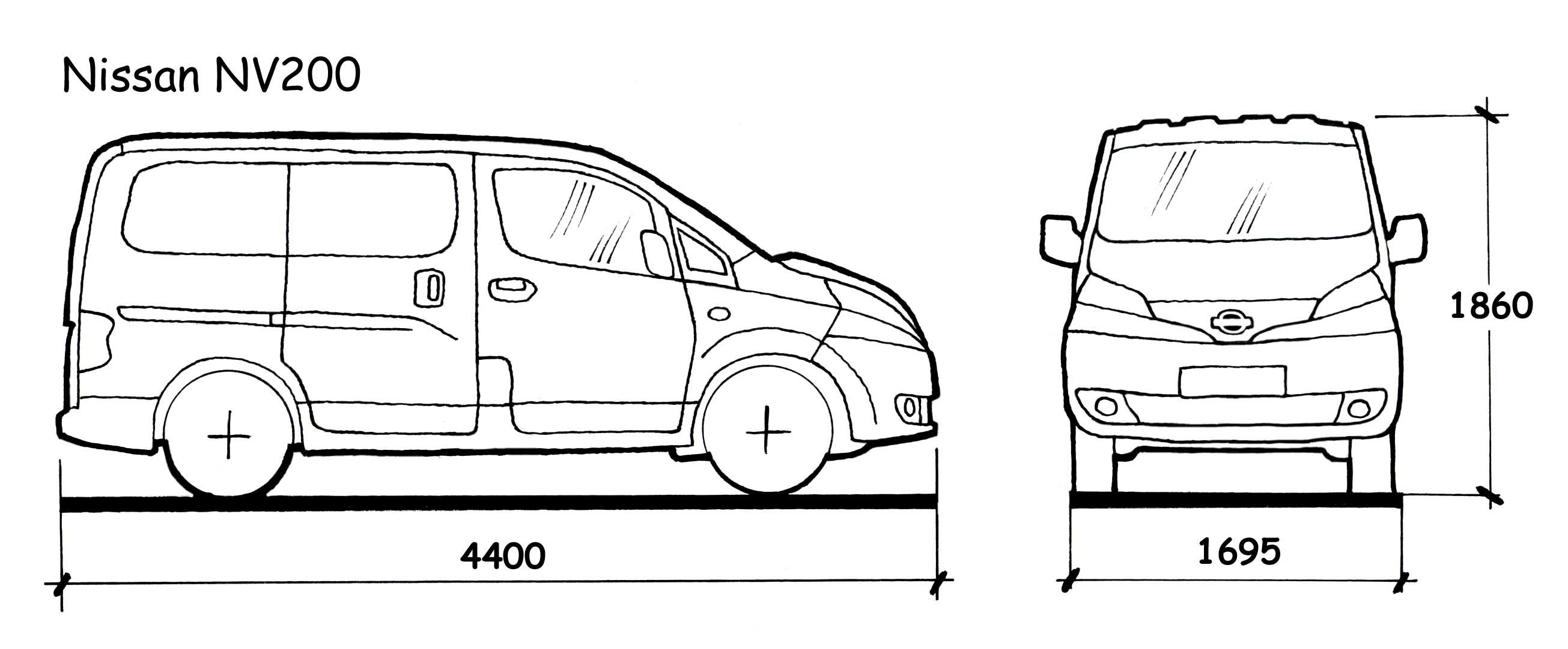 Fuse Box Diagram Nissan Nv Nissan Auto Wiring Diagram