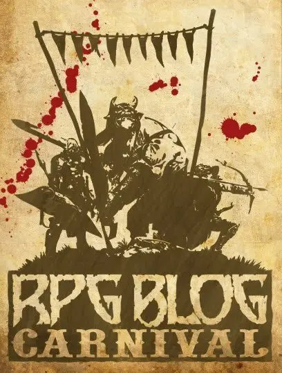 RPG Blog Carnival September 2018