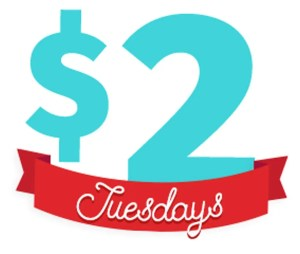 $2 Tuesdays at Rollarama