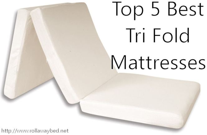 Tri Fold Mattress The Top 5 Best