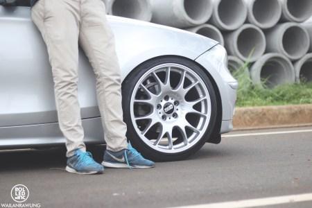 A Fresh Start – Adi raka's BMW E87 120i 5-door hatchback