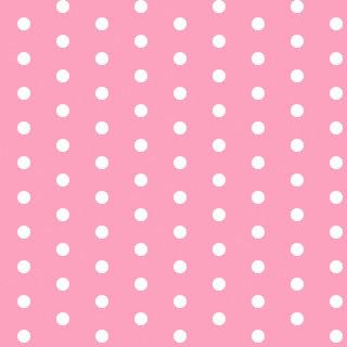 Stoff - rosa - Punkte - Meterware
