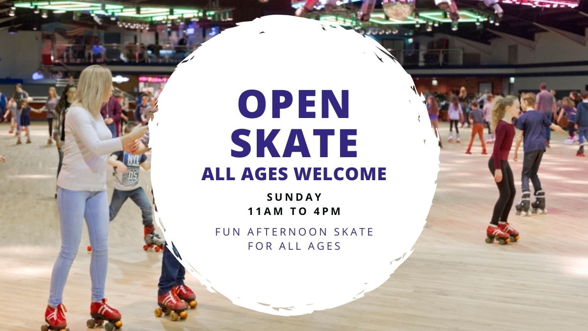 Sunday Open Skate