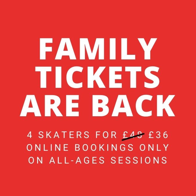 Family Tickets Are Back