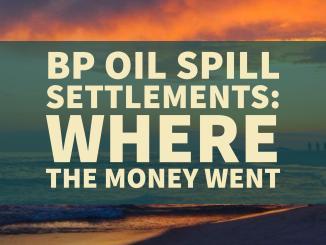 BP oil spill settlements: Where the money went