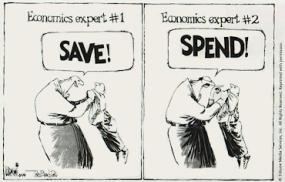 save spend