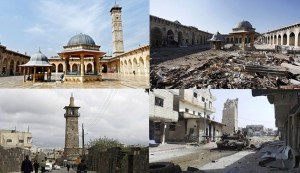 Syria's heritage in ruins