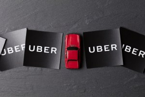 uber and the metered taxi strikes