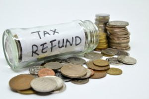 tax refunds and entrepreneurship
