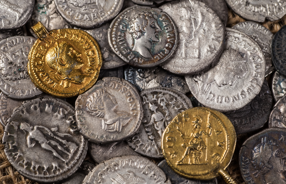 roman empire coinage