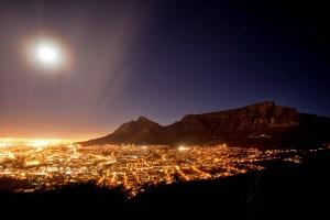 Cape town urbanisation