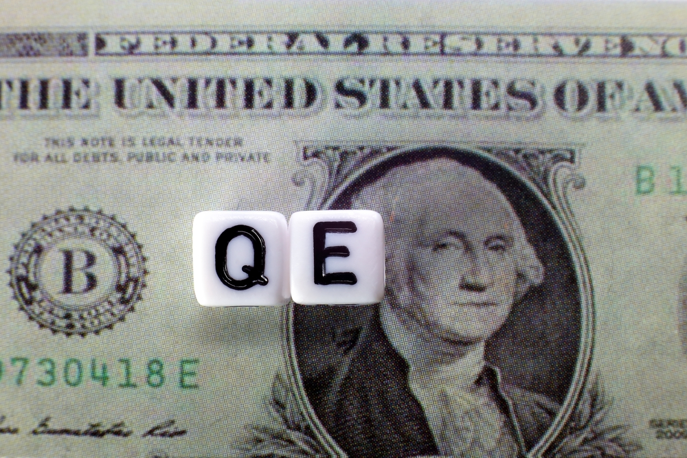 quantitative easing and hyperinflation