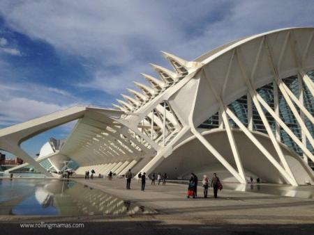 Valencia Museo della Scienza