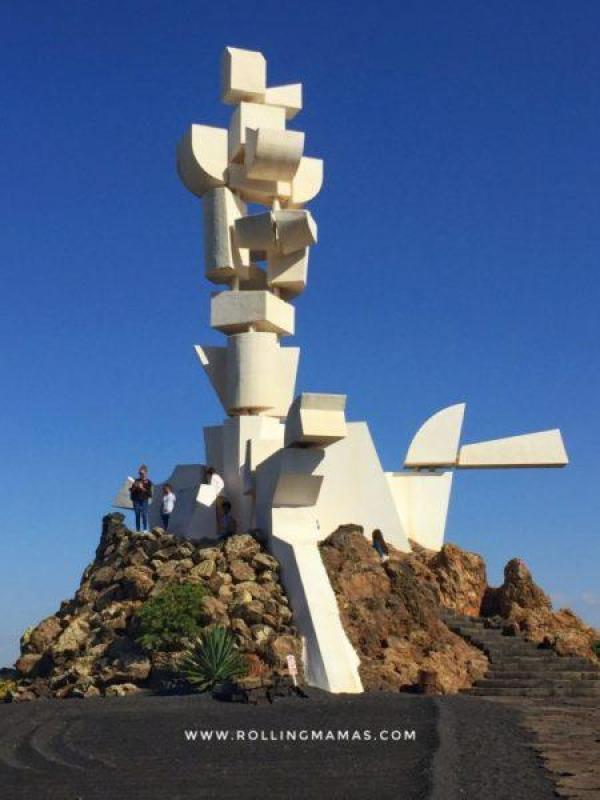 Monumento al Campesino Lanzarote