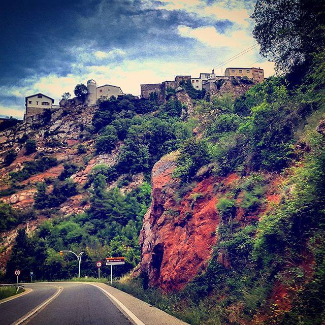 От София до Лисабон с кола Красотата по пътищата на Испания