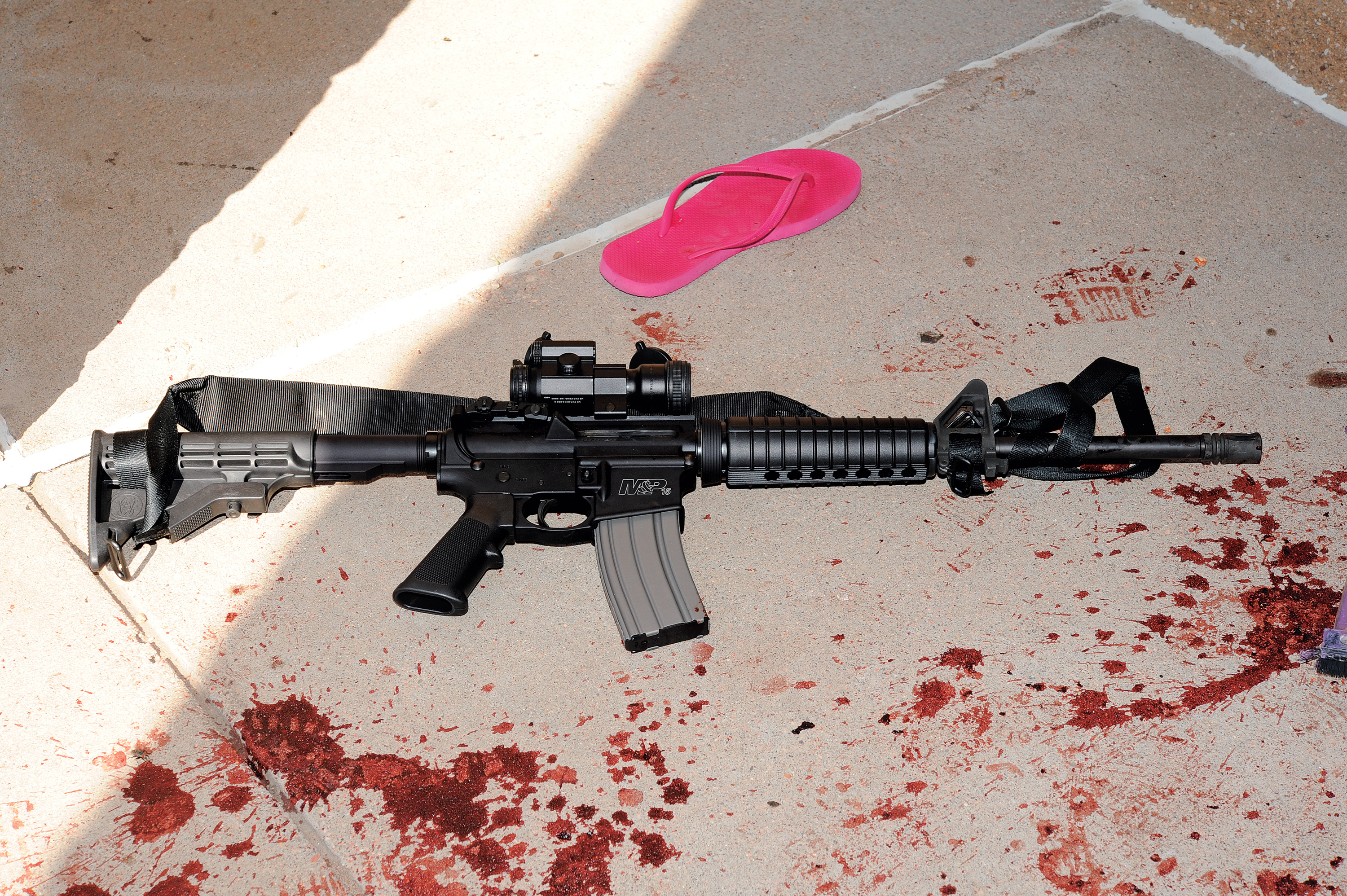 How The Ar 15 Became Mass Shooters Weapon Of Choice