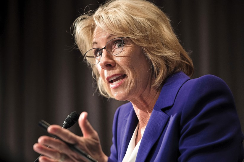Trump Education Secretary Betsy DeVos: A Win for the Christian ...