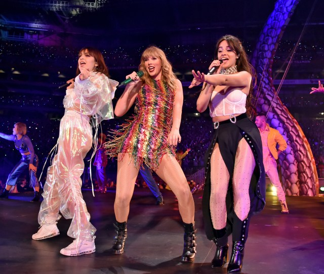 Taylor Swift Tour Opener Read