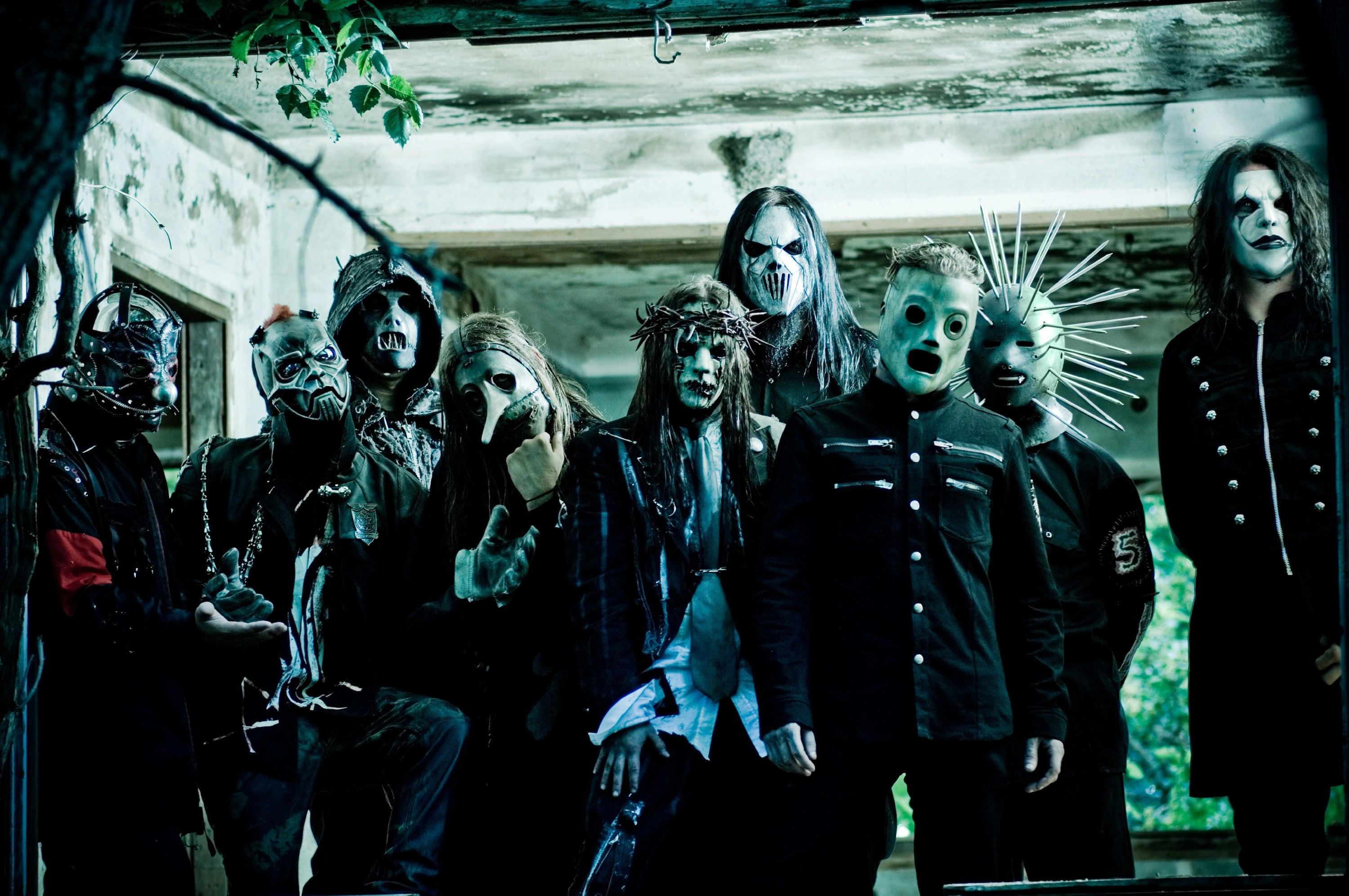 Slipknot Pummel Out New Song The Devil In I Plot Album Release Rolling Stone