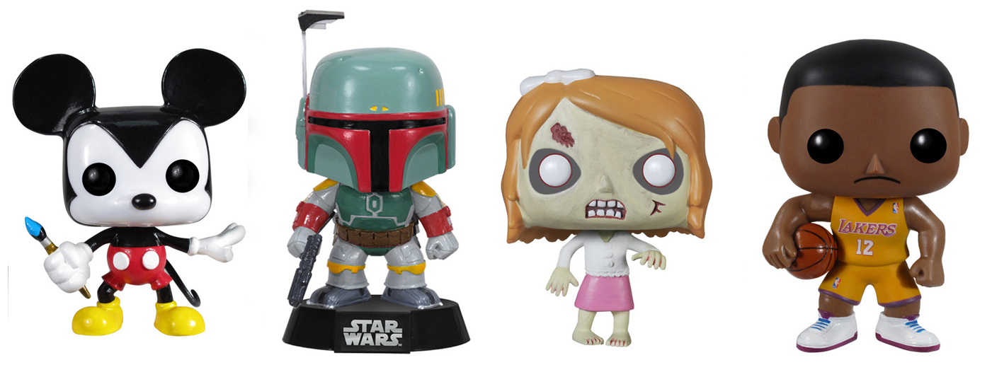 incredible rise of funko pop figures