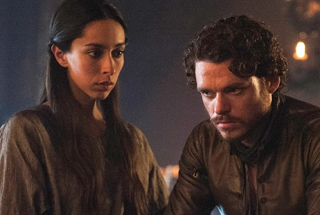 'Game of Thrones' Q&A: Richard Madden on Robb Stark's ...