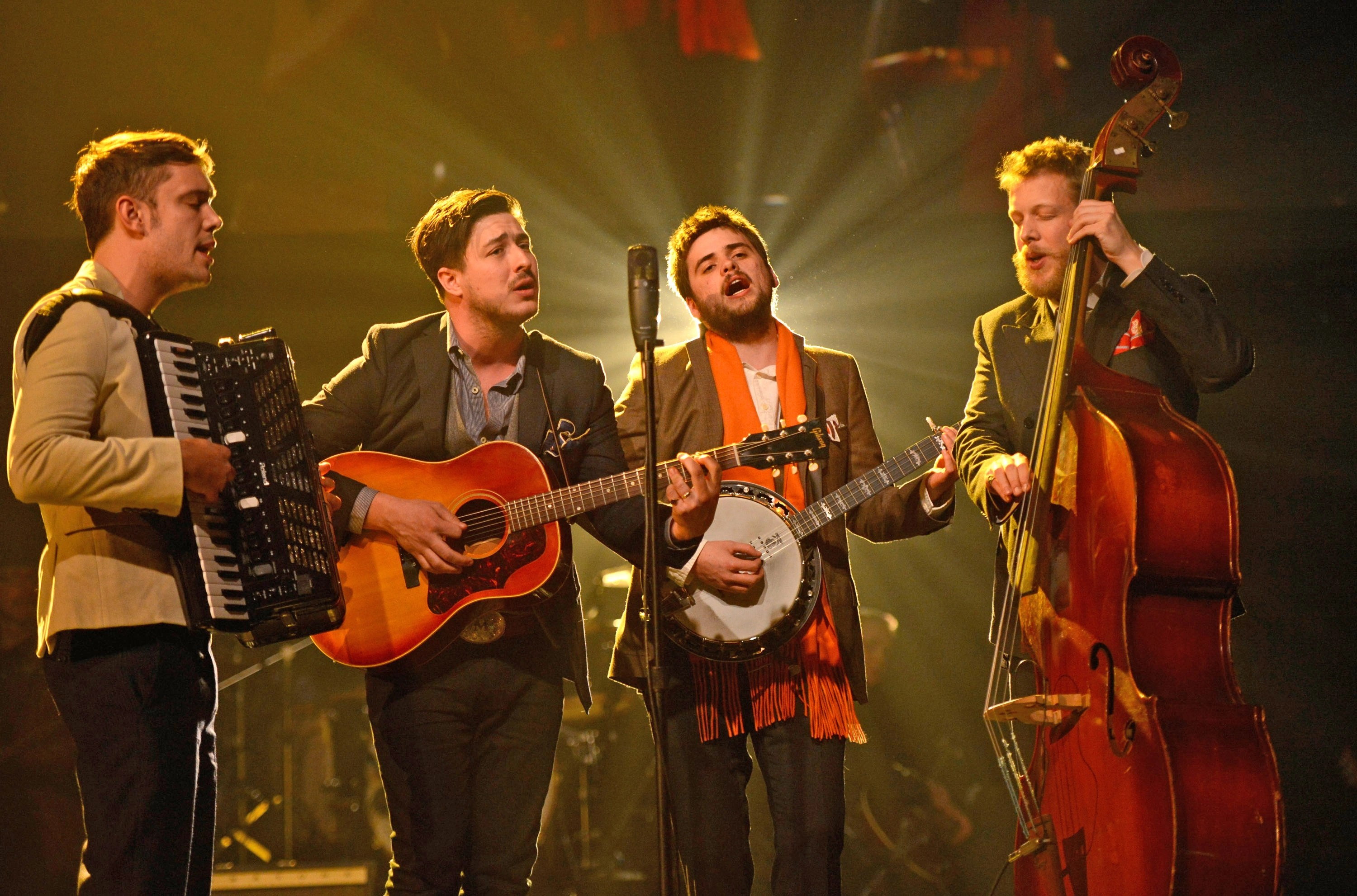 Mumford   Sons  Rattle and Strum     Rolling Stone