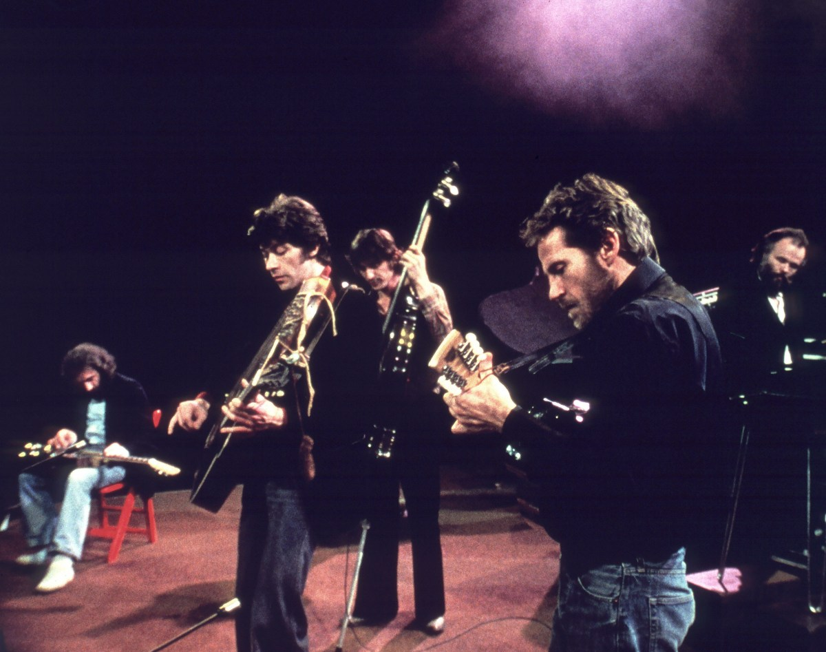The Band's 'The Last Waltz': Why It's a Concert-Movie Classic - Rolling Stone