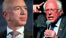 Taibbi: Bernie Sanders' Anti-Amazon Bill Is an Indictment of the Media, Too