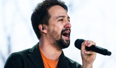 Hear Lin-Manuel Miranda Celebrate Puerto Rico on 'A Forgotten Spot'
