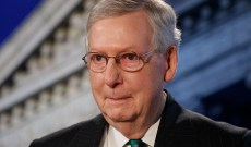 Angry Man Confronts Senator Mitch McConnell in Restaurant