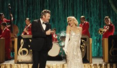 Watch Gwen Stefani, Blake Shelton in Quirky 'You Make It Feel Like Christmas' Video