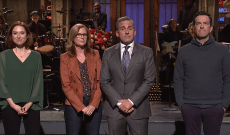'The Office' Cast Stage Mini-Reunion on 'SNL' to Plead Steve Carell for Reboot