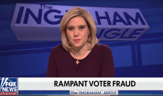 See 'SNL' Cold Open Take Aim at Fox News' Voter Fraud Claims