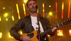 See Jake Owen's Rollicking 'Down to the Honkytonk' on 'Kimmel'