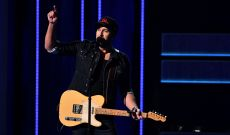 See Luke Bryan Open 2018 CMA Awards With Ashley McBryde, Luke Combs