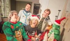 Old 97's Reimagine Christmas on New Album 'Love the Holidays'