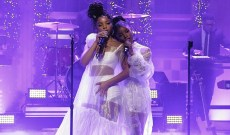 Watch Chloe x Halle's Roots-Backed 'Down' Performance on 'Fallon'